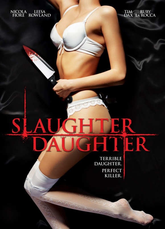 Slaughter Daughter Key Art